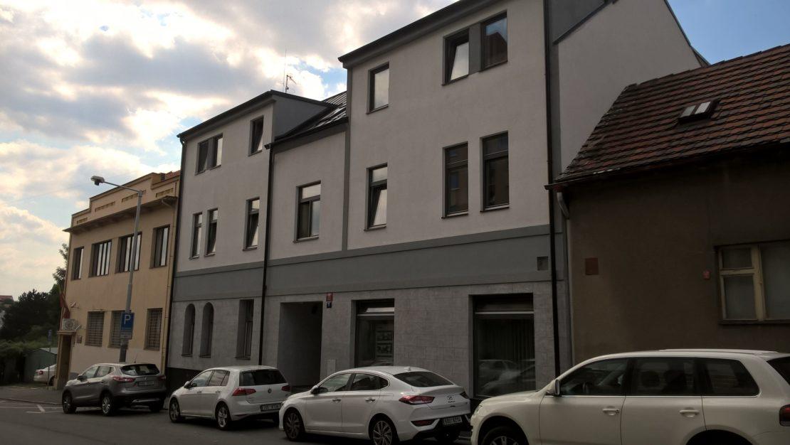 Bytový dům Hostivařská