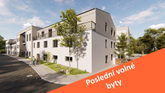 Bytový komplex GREEN PARK Pitkovice – Praha Pitkovice