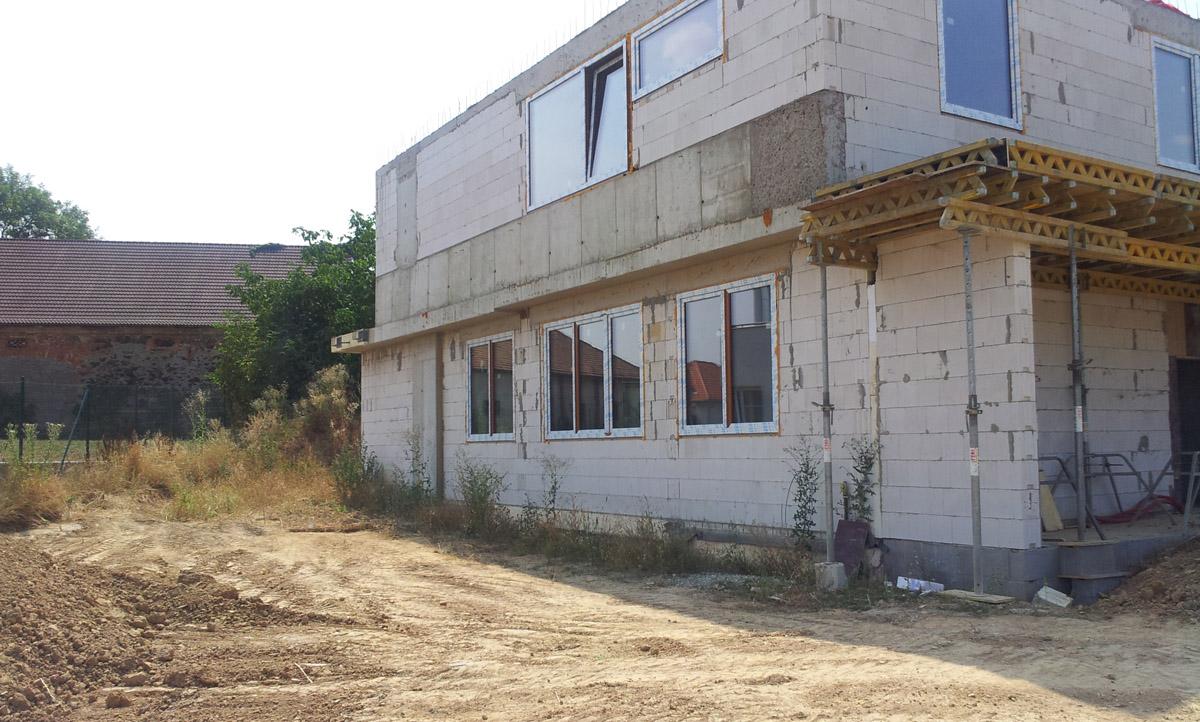 3 Rodinné domy Pitkovice
