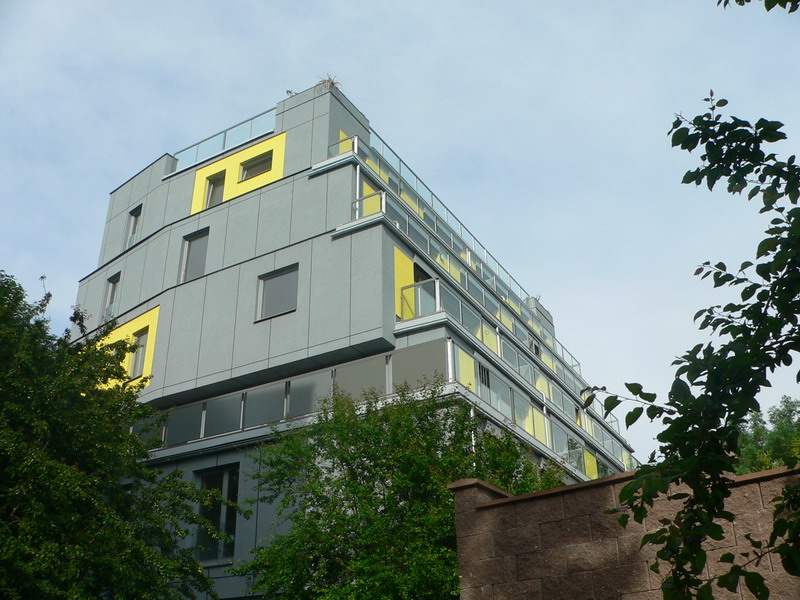 Bytový dům Hamerské terasy