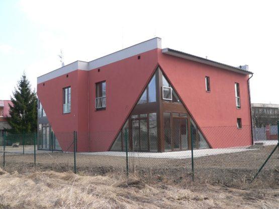 RD Dolní Měcholupy II.etapa
