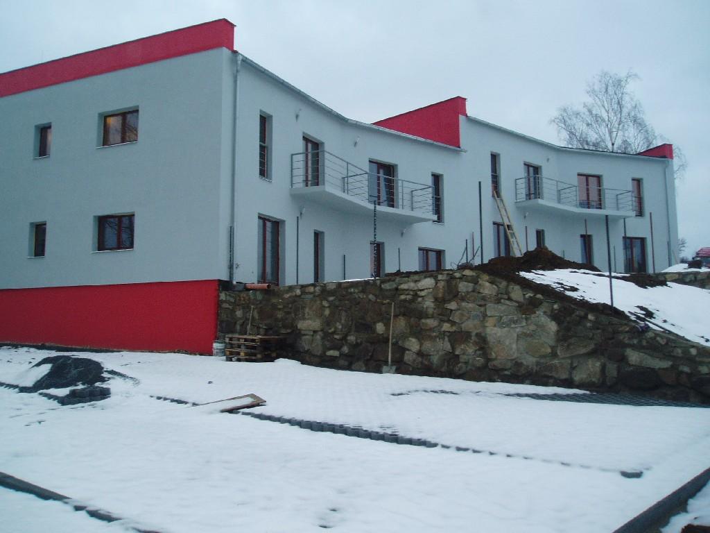 Bytový dům Zahradní