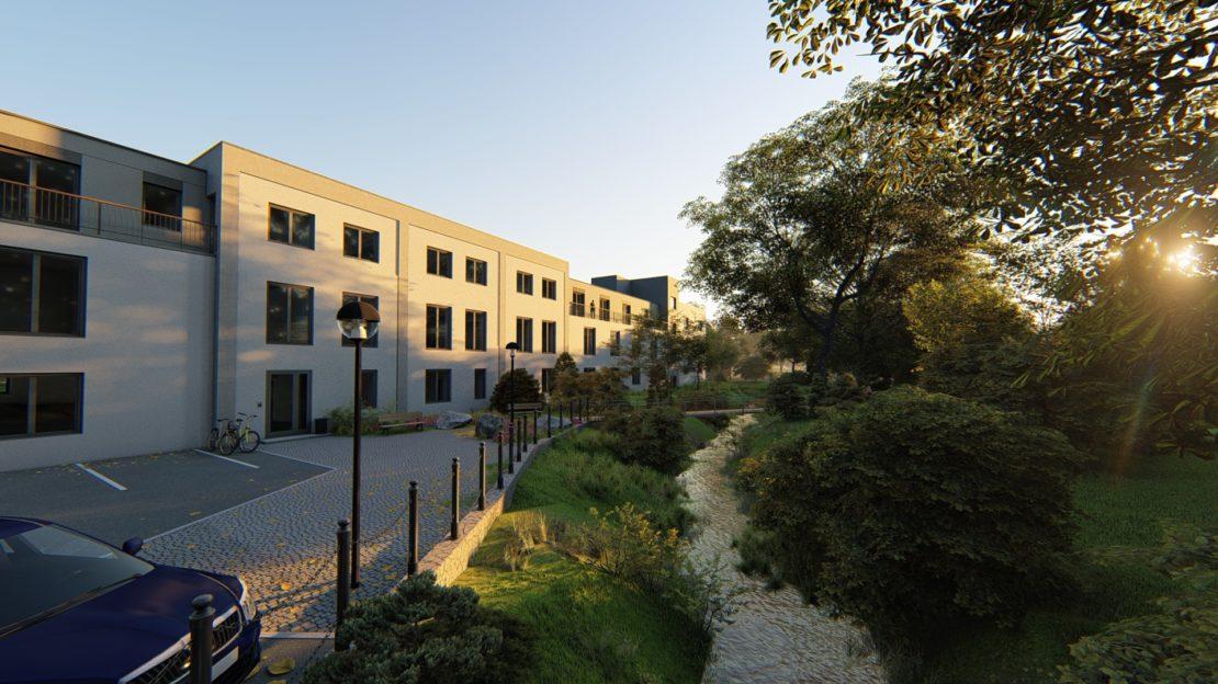 Bytový komplex GREEN PARK Pitkovic