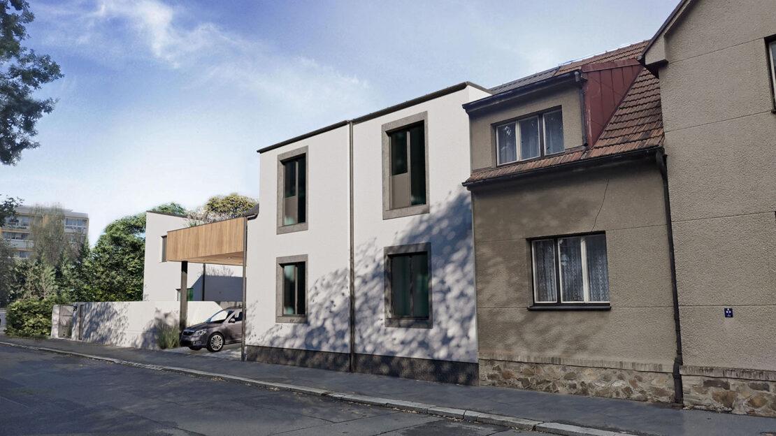 Rezidence ZÁVESKÁ